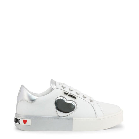 baskets femmes Love Moschino JA15023G1AIF décor natalys-sportshoes.myshopify.com