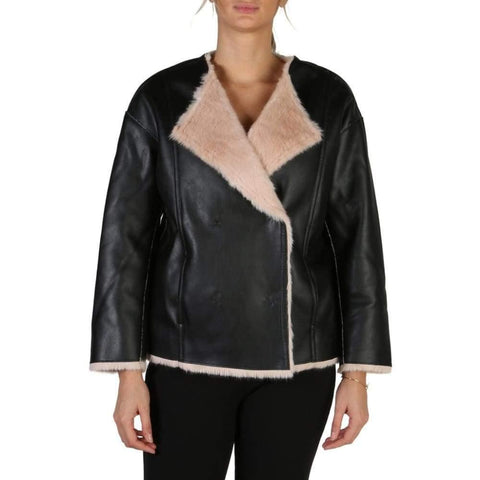 blouson femme Guess W84L13 fourr synthé - NATALYS OUTLET STORE