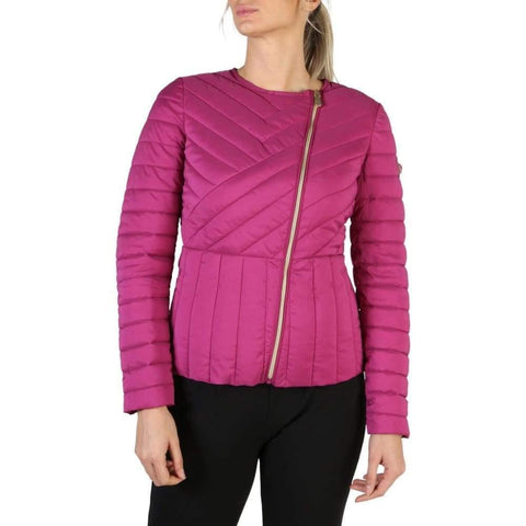 blouson femme Guess W84L41 rose - NATALYS OUTLET STORE