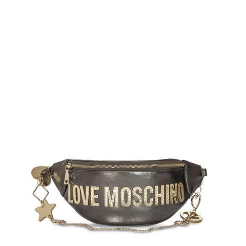 sac bandoulière Love Moschino JC4041PP18LD gris - NATALYS OUTLET STORE