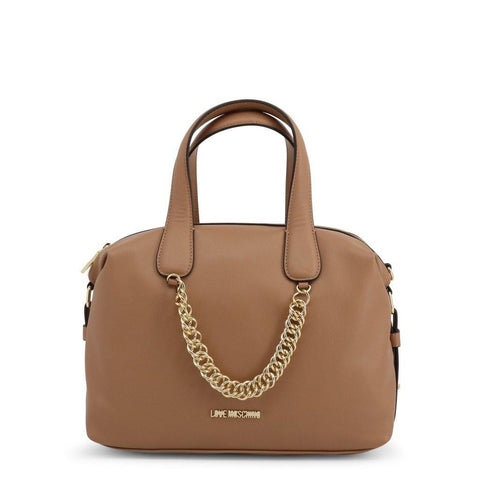 sac à main Love Moschino JC4044PP18LE brun - NATALYS OUTLET STORE