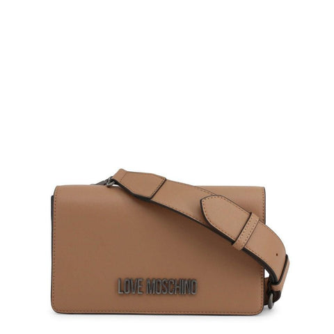 sac bandoulière Love Moschino JC4047PP18LE brun - NATALYS OUTLET STORE