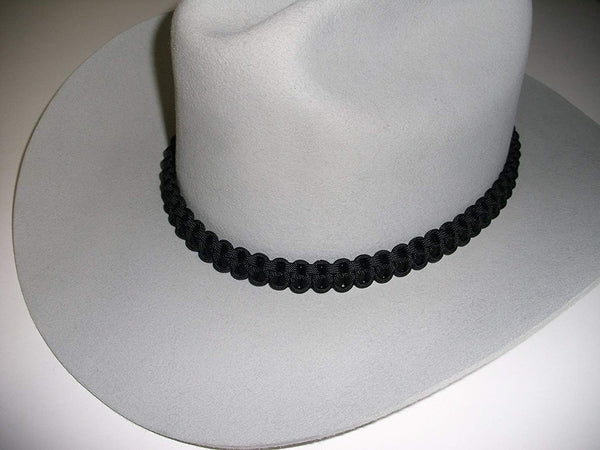 Redvex Paracord Hat Band - Cowboy Hat Band - Choose Your Color