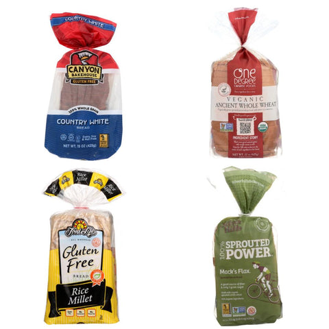 Plant-Based Breads