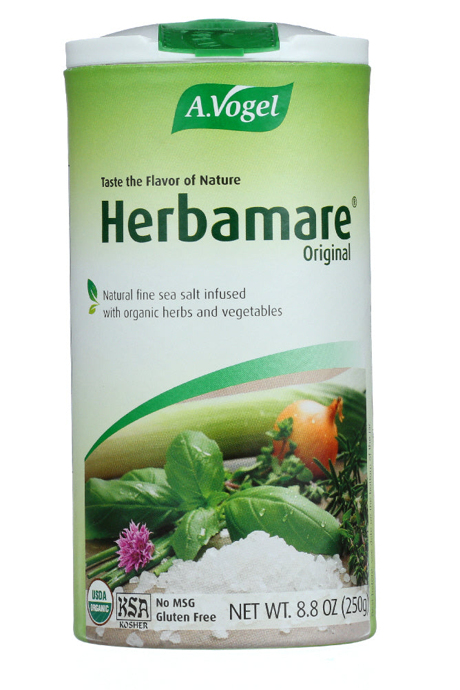 A VOGEL: Herbamare Original Organic Seasoning Salt, 8.8 oz