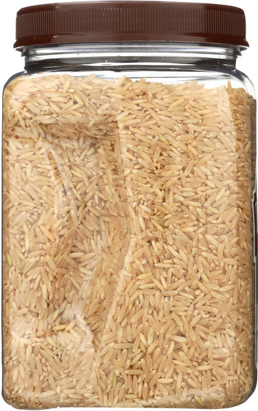 RICE SELECT: Texmati Long Grain American Basmati Brown Rice, 2 Lb