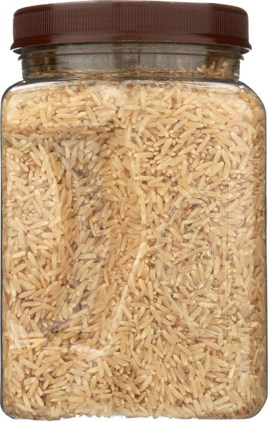 RICE SELECT: Organic Texmati Brown Rice, 32 Oz