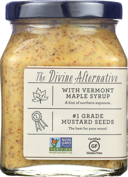 SIR KENSINGTON'S: Mustard Spicy Brown, 11 oz