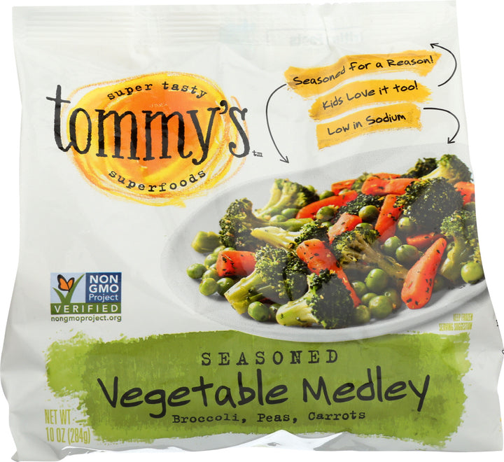 TOMMYS: Superfoods Seasoned Vegetable Medley, 12 Oz