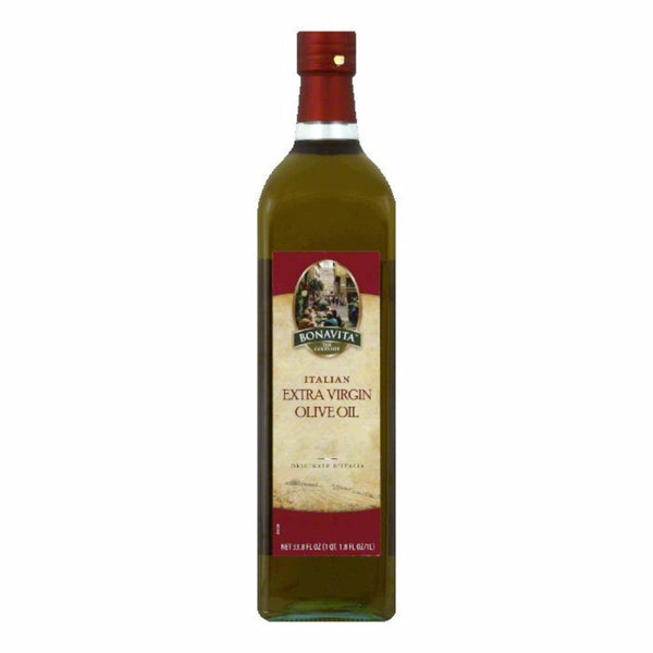 BONAVITA: Italian Extra Virgin Olive Oil, 33.8 oz
