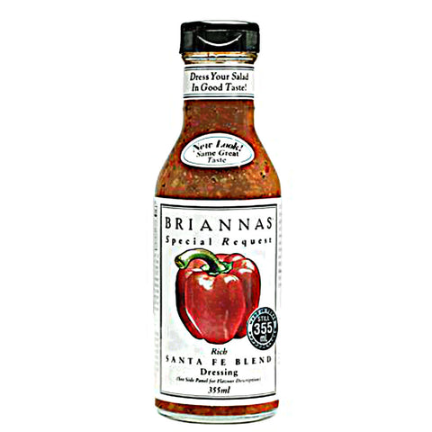 BRIANNAS: Special Request Dressing Santa Fe Blend, 12 Oz