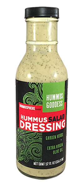 HUMMUSPHERE: Goddess Dressing, 12 oz