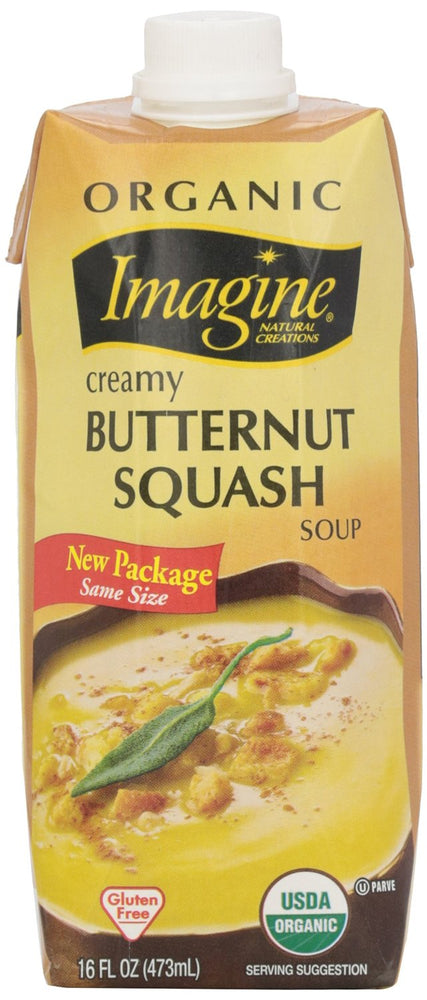 IMAGINE: Organic Soup Creamy Butternut Squash, 16 oz