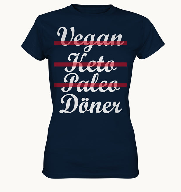 Döner only - Ladies Premium Shirt