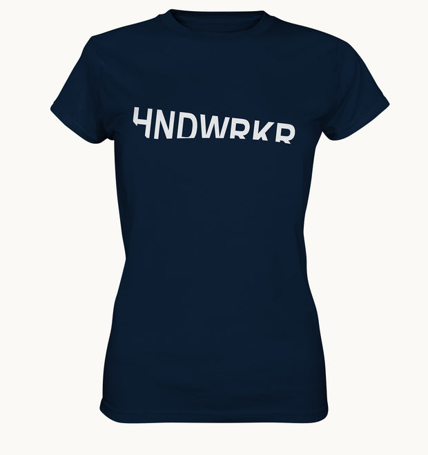 HNDWRKR - Ladies Premium Shirt - Baufun Shop