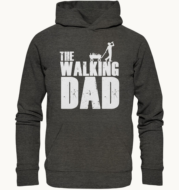 The walking dad - Organic Hoodie