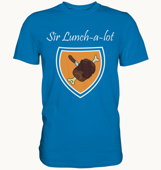 Sir Lunch-a-lot