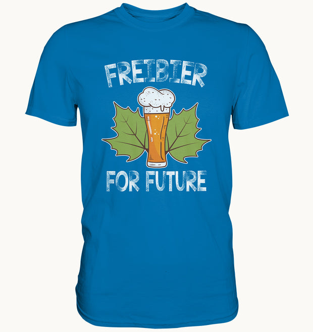 Freibier for Future