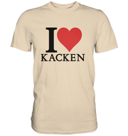 I love kacken - Baufun Shop