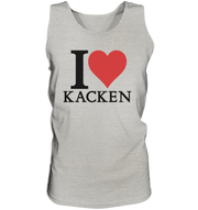 I love kacken Tank-Top - Baufun Shop