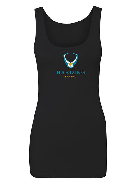 Ladies Harding Racing Triblend Tank