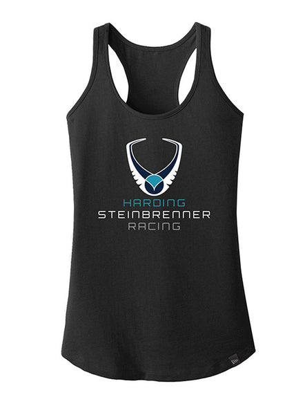 Ladies New Era Harding Steinbrenner Logo Tank