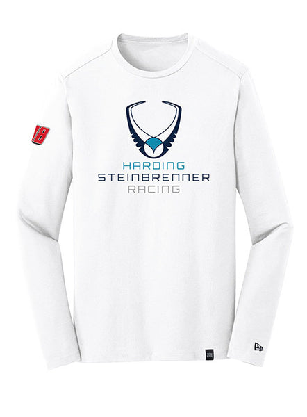 New Era Harding Steinbrenner Long Sleeve Tee