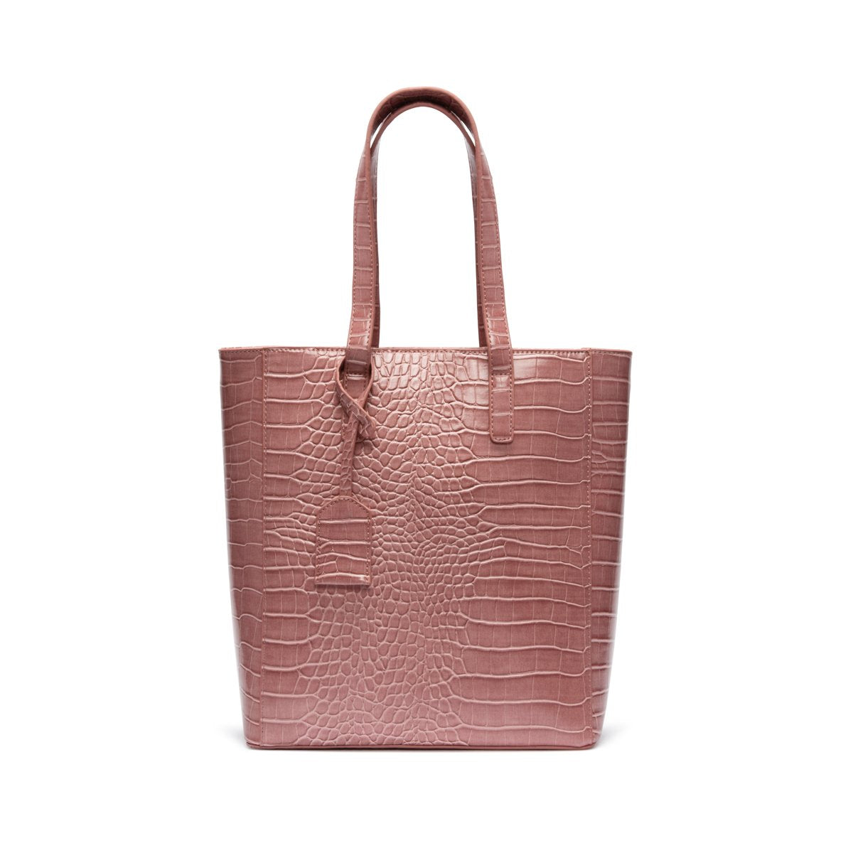 Cora Tote Bag (Dusky Rose/Rose Gold)