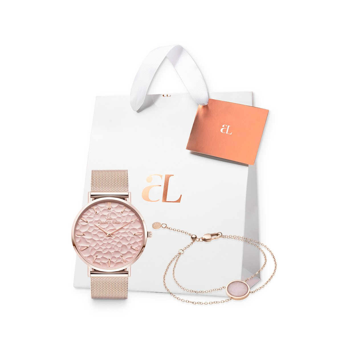 Blush Chain La Ponche 40 Eclipse Gift Set