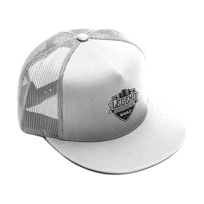 Legend Motor Works Wolf Snap Back Cap