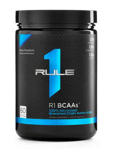 Rule 1 BCAA (60 servings)