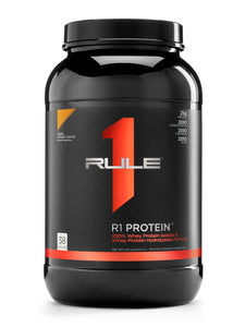 Rule 1 PROTEIN Whey Isolate/Hydrolysate (38 servings)