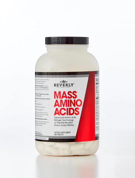 Mass Amino  (125 Servings)