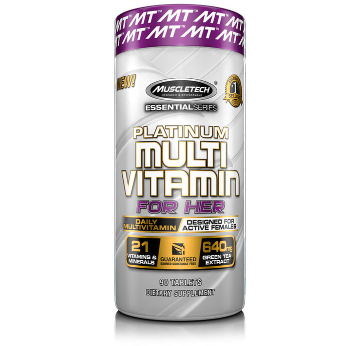Platinum Multi Vitamin for Her