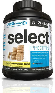 PES Select Protein (55 servings)