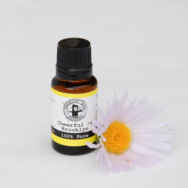 Cheerful in Brooklyn Essential Oil Blend