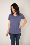 By Tavi V-Neck Tee