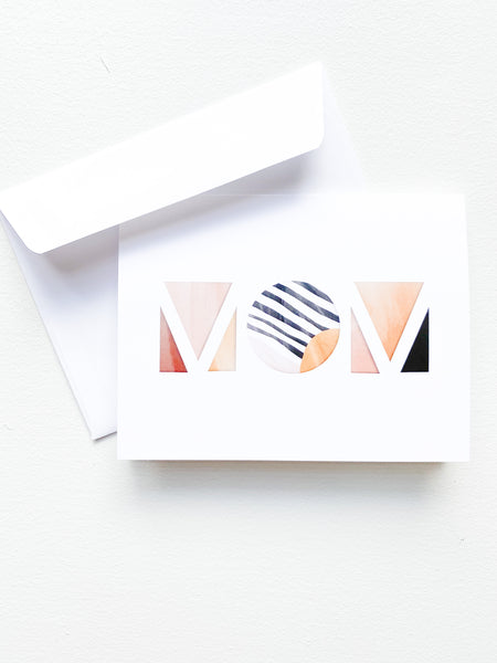 MOM // Greeting Card