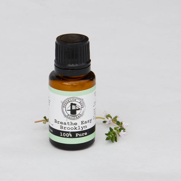 Breathe Easy Brooklyn Essential Oil Blend