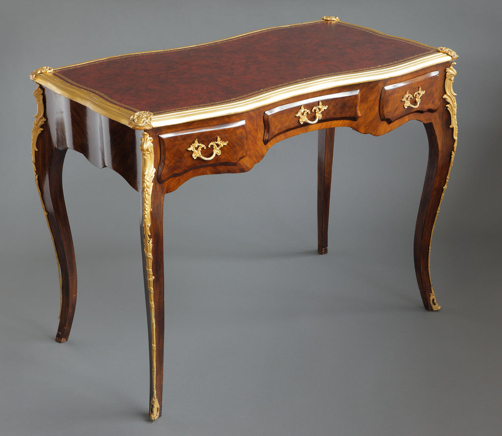 Antique French Louis XV style desk