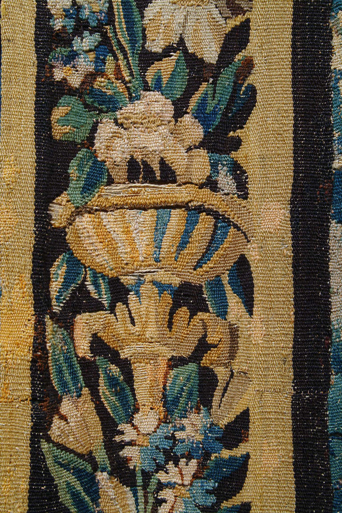A Very Fine Late 17th Century Allegorical Flemish Brussels Baroque Tapestry