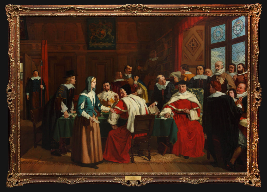 victorian court scene the appeal english