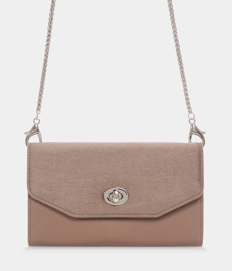 Sac-Compagnon Piaf Oxymore taupe