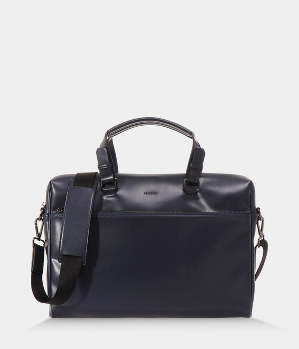 Sac Porte-documents Marcel bleu marine
