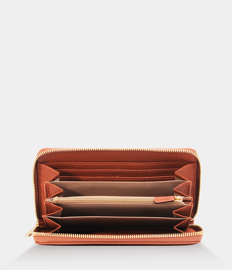 Compagnon Couture Apple Skin camel