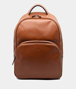 a7546890cd Backpack Raphaël Camel, haute de leather goods vegan – Ashoka Paris