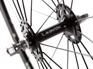 AVENTON PUSH WHEELSET - BLACK