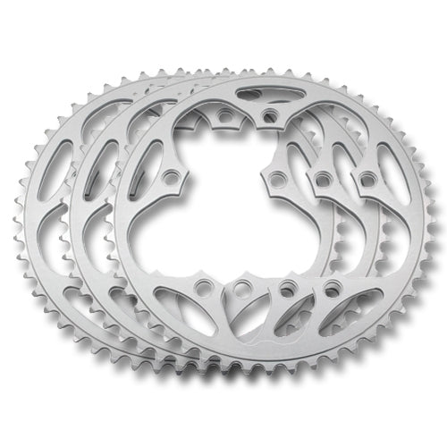 Stronglight Dural 5083 Chainrings 110 PCD | SILVER