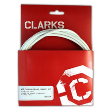Load image into Gallery viewer, Clarks Universal Brake Cableset 8012-Cables & Hose-Roger Garage Custom Bikes
