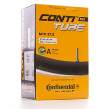 Load image into Gallery viewer, Continental MTB 27.5 650B Tubes
